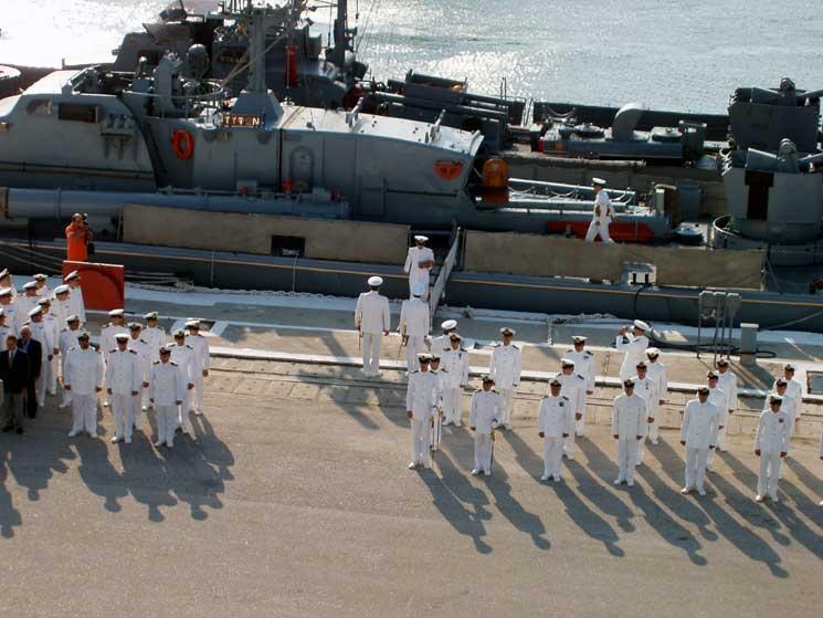 Jaguar class fast attack craft